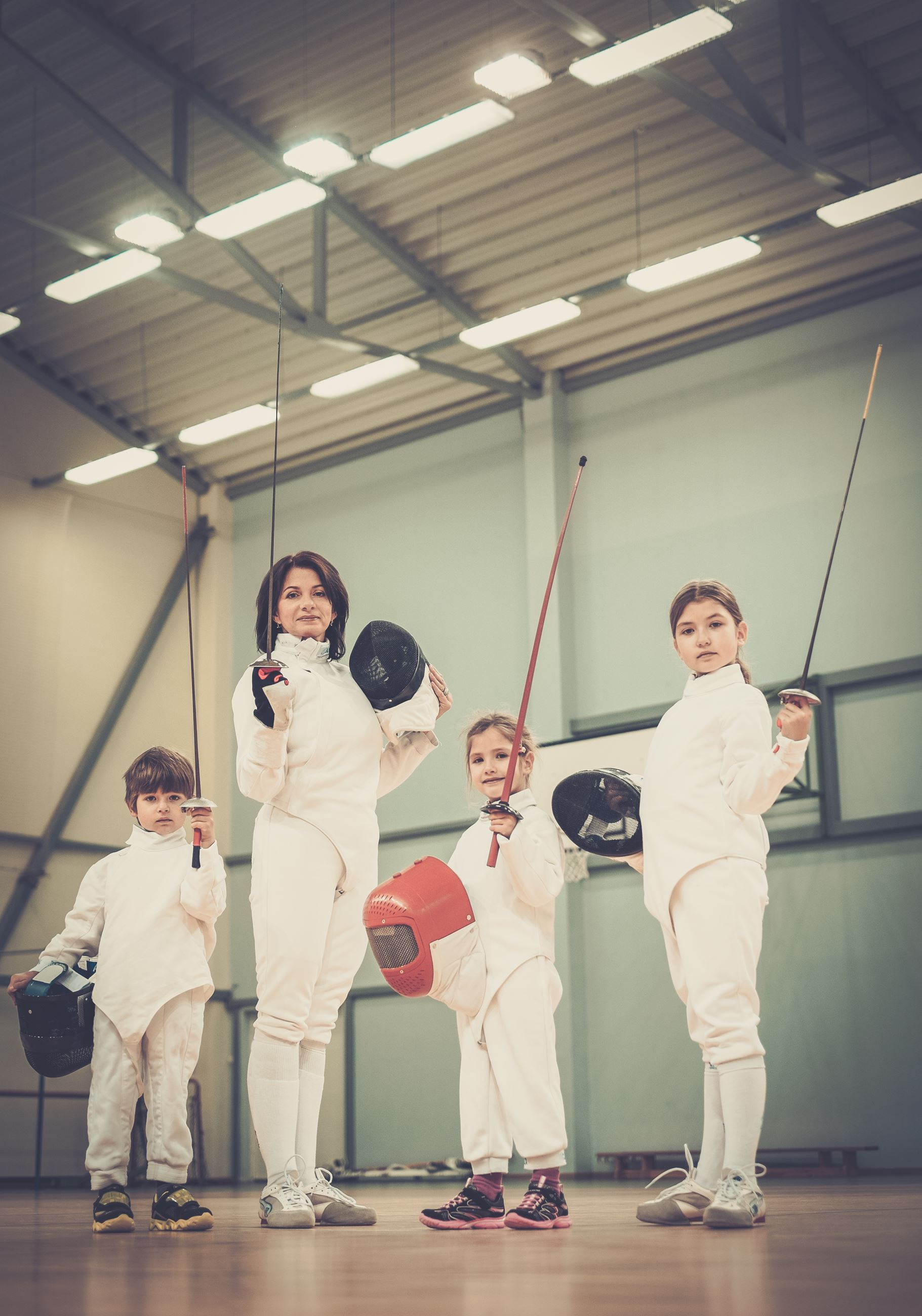 Fencing Youth