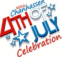 2012 4th of July Logo