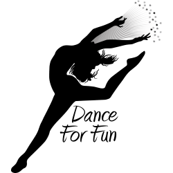 Dance for Fun Logo