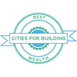 Best Cities for Wealth Logo